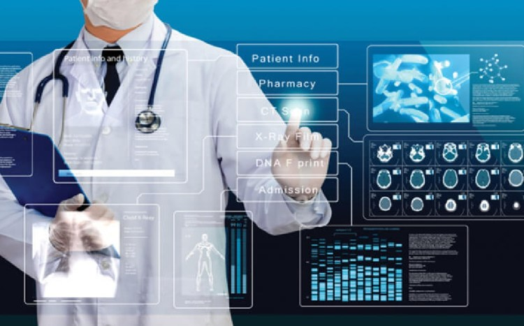 Equipes IBM com Líderes de Saúde na Rede Blockchain