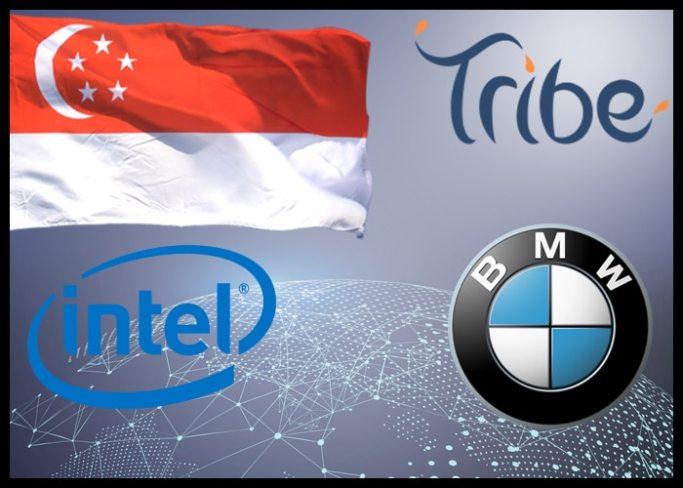BMW e Intel fazem parceria com Acelerador Blockchain
