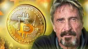John Mcafee revela criador do bitcoin