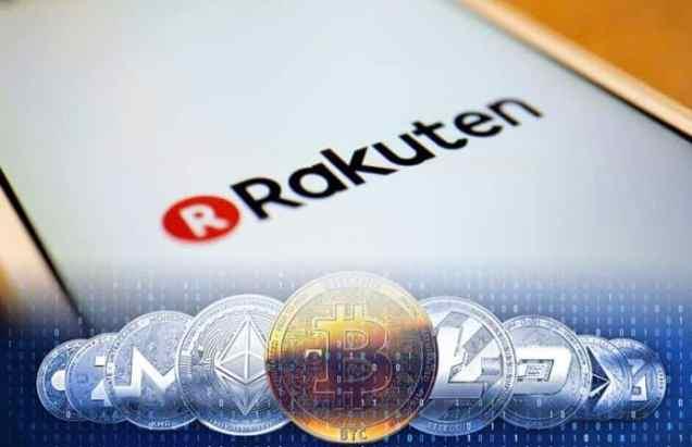 Gigante do Comércio eletrônico Japonês, a Rakuten, liberou o registro para usuários de sua carteira de criptomoedas