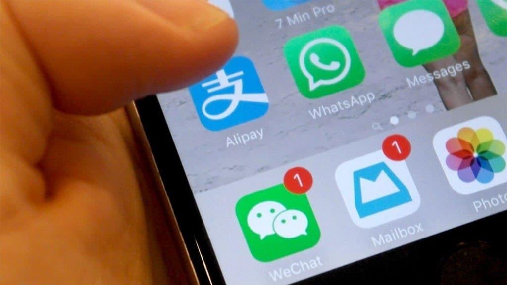 WeChat proíbe comércio de criptomoedas devido à pressão do governo chinês.