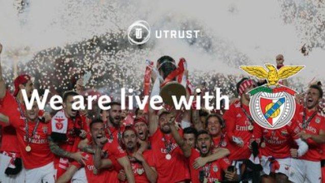 Benfica dá início ao pagamento de criptomoedas no mundo do futebol