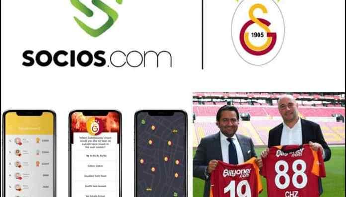 Vencedor da Taça UEFA, Galatasaray, faz parceria para lançar sua criptomoeda no Socios.com