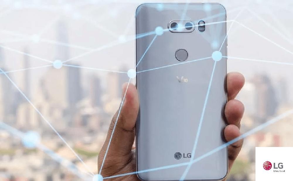 LG lança smartphone Blockchain em concorrência com Samsung e HTC