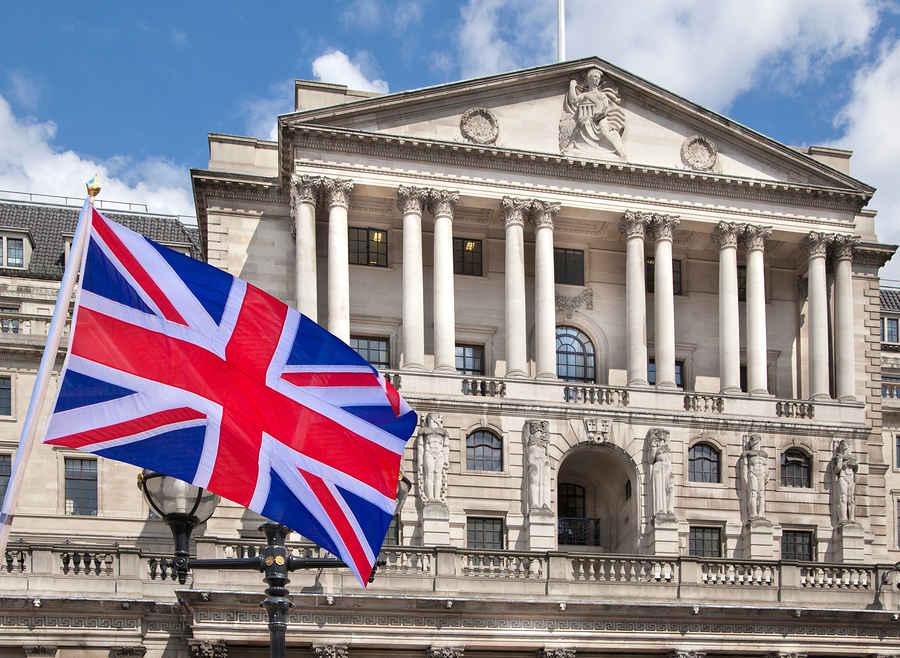 Banco da Inglaterra considera a adoção de criptomoeda