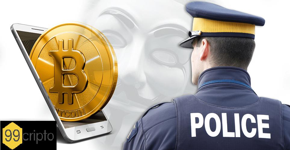 Polícia alerta sobre descoberta de nova fraude elaborada em Bitcoin (BTC)
