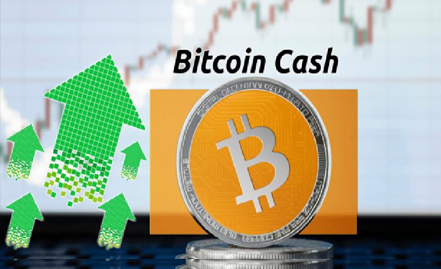 Bitcoin Cash aumenta 11% em questão de horas