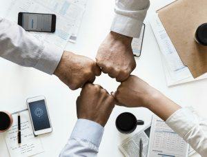 parceria entre Google