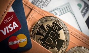Startup de Blockchain faz parceria com a Visa para lançar cartão de débito em Criptomoeda