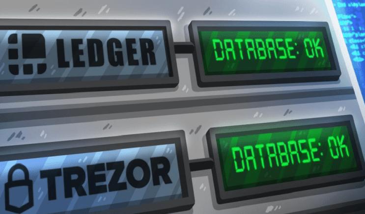 Provedores de carteiras de criptomoedas negam relatos de que foram hackeados