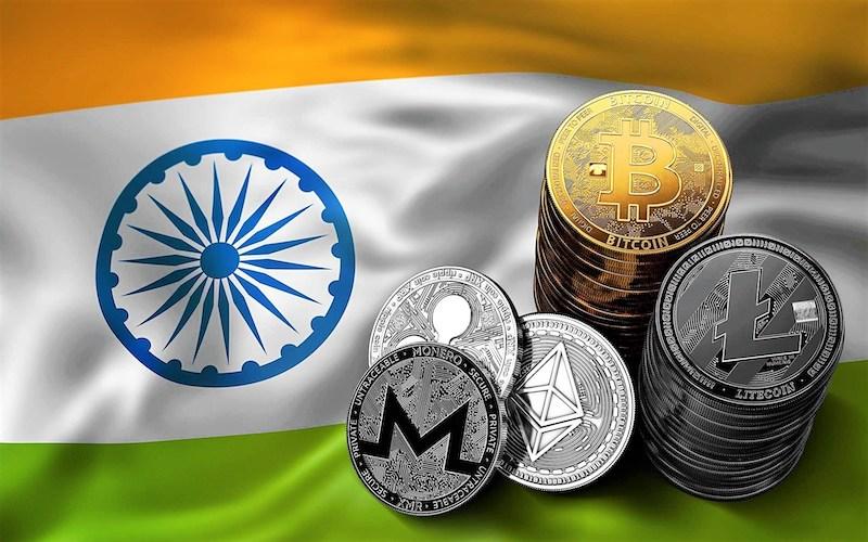 Governo indiano pode proibir o comércio de criptomoedas