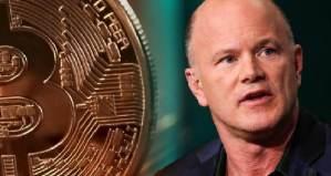 Mike Novogratz: Todos deveriam colocar 2% a 3% de seu patrimônio líquido em bitcoins