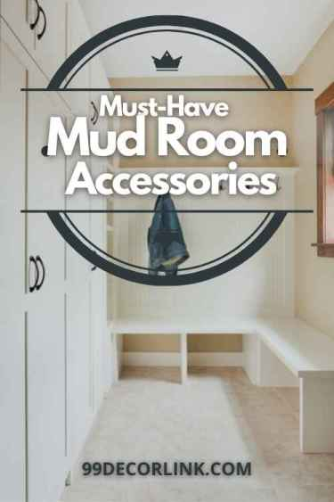 Must have mud room accessories pinterest