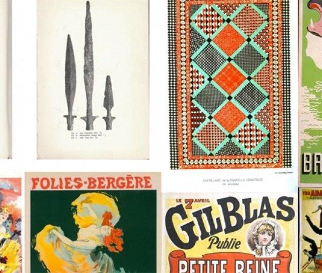 Vintage Public Domain Images
