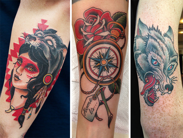 Types Of Tattoo Styles With Pictures