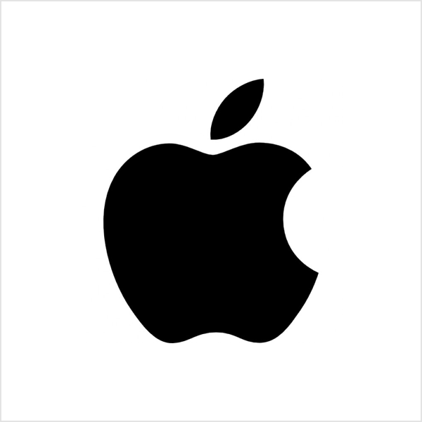 Apple pictorial mark logo