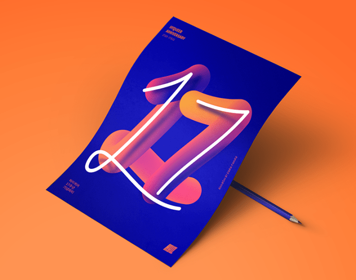 Brand identity for HYQueer