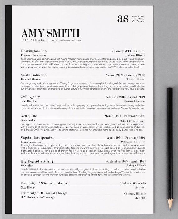 Use this advice to make your r. 7 Resume Design Principles That Will Get You Hired 99designs
