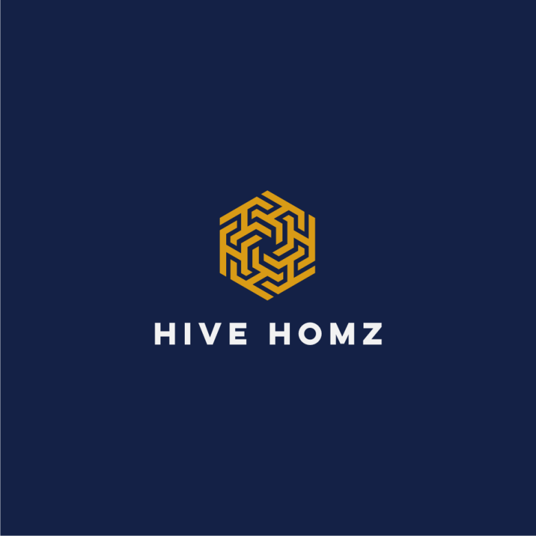 example for designing a logo with complementary colors