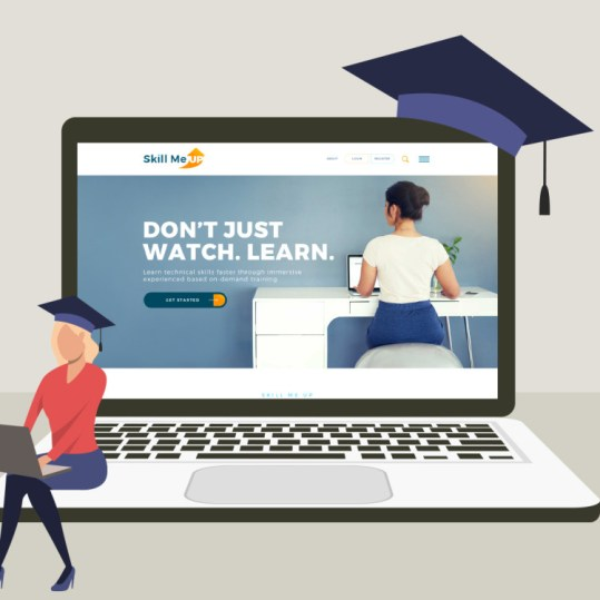 26 best education website design ideas that skip to the head of the class -  99designs