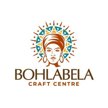 logo design trends example: Hand-drawn portrait logo design illustration