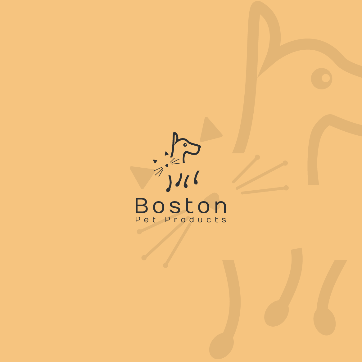 PET PRODUCT LOGO