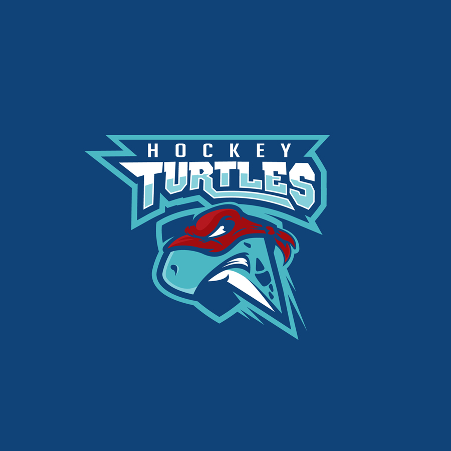Sports Team Logo Design