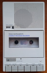 Compact Program Recorder