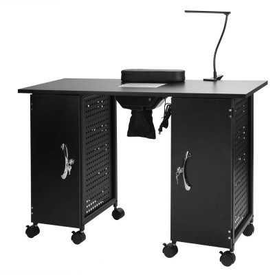 Mefeir Manicure Table Iron Frame