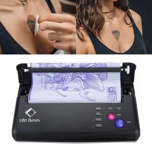 Thermal Copier Tattoo Stencil Transfer