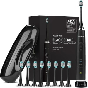 AquaSonic Black Series Ultra Whitening