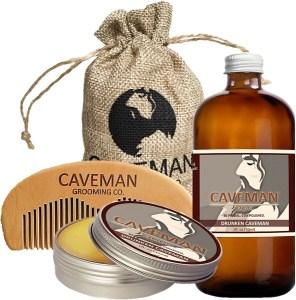 Caveman Beard Care Set for Men