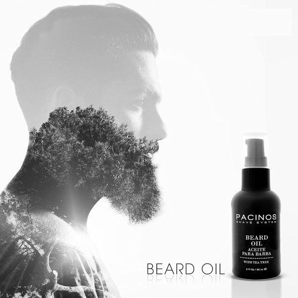 Pacino Beard Oil Review by 99Glamour Hair Care
