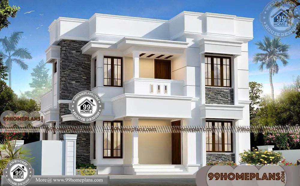 3 Bedroom House Plan Kerala & Best Exterior Design
