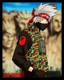 Supreme Naruto Wallpaper Iphone Iphone Naruto Fond d ecran naruto supreme is a 444x794 hd wallpaper picture for your desktop, tablet or smartphone. supreme naruto wallpaper iphone