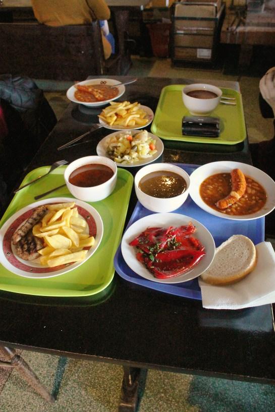 Lunch_Aleko_Chalet