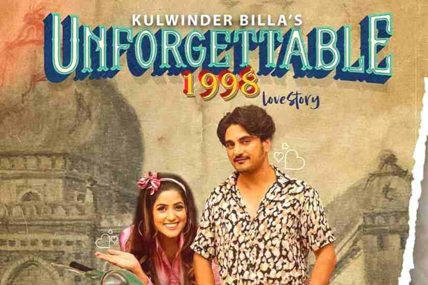 Unforgettable 1998 Love Story Song Image