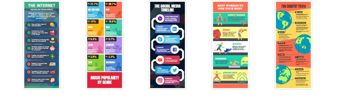 snappa infographic template