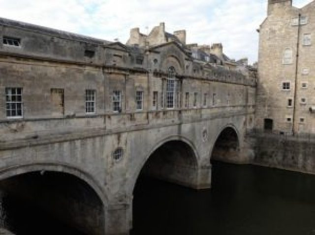 Pulteney bridge à Bath