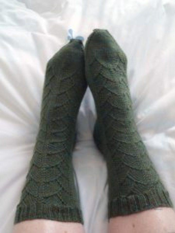 chaussettes hommage à la nouvelle-zélande