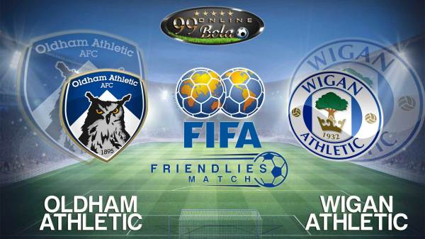 Oldham-Athletic-Vs-Wigan-Athletic