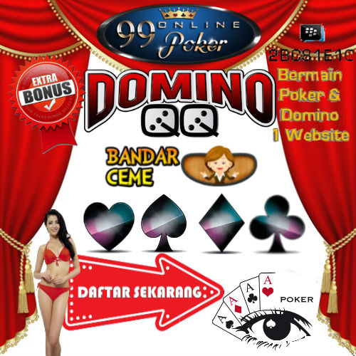 Domino Poker QQ