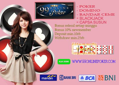 Memilih Agen Poker Online Terpercaya Yang Handal
