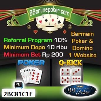 Situs Poker Online Indonesia Terbesar