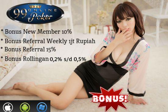 Judi Poker Online Indonesia Deposit 10 Rb