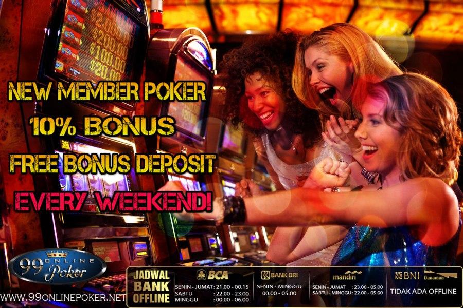 Agen Judi Poker Deposit 10 RB