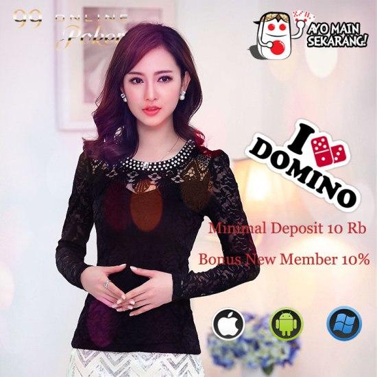Domino Online Bonus Deposit