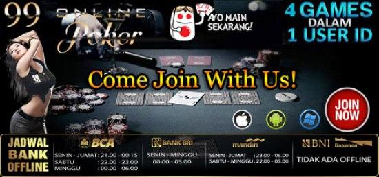 Live Poker Ternama Di Indonesia