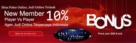 Agen Judi Poker Online Terpercaya Di Indonesia