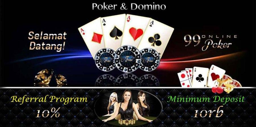 Kombinasi Kartu Dalam Permainan Agen Domino Poker Terpercaya